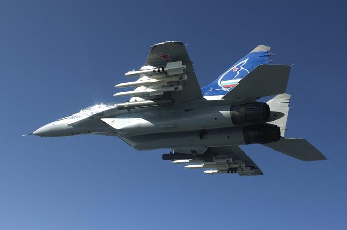 MIG-35 là mẫu máy bay chiến đấu mới nhất của Nga