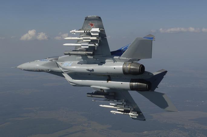 MIG-35 được Nga xếp vào thế hệ máy bay chiến đấu 4  , có khả năng tàng hình mà thế hệ 4  không có