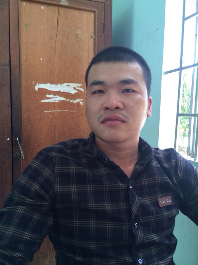Nguyễn Hoài Nam tại công an tỉnh Ninh Thuận