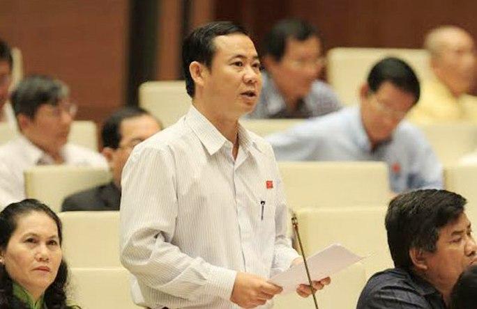 ĐB Nguyễn Thái Học: Tham nhũng diễn biến phức tạp nhưng điều tra lại giảm