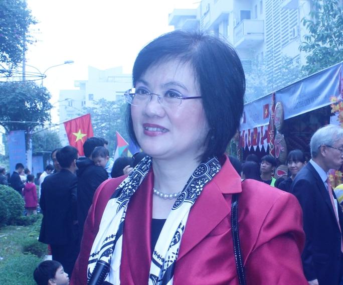 Nữ đại sứ Nguyệt Nga chia sẻ đây sẽ là dịp tìm hiểu, giao lưu văn hóa với hơn 30 quốc gia có cơ quan đại diện tại Việt Nam, góp phần tăng cường sự hiểu biết giữa các nền văn hóa