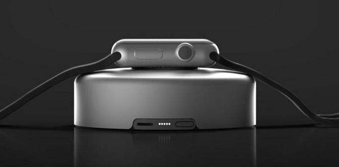 Apple Watch có thể sử dụng đến 4 ngày