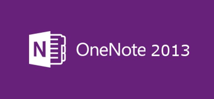 OneNote 2013 đã sẵn sàng cho người dùng Windows 7 và 8.
