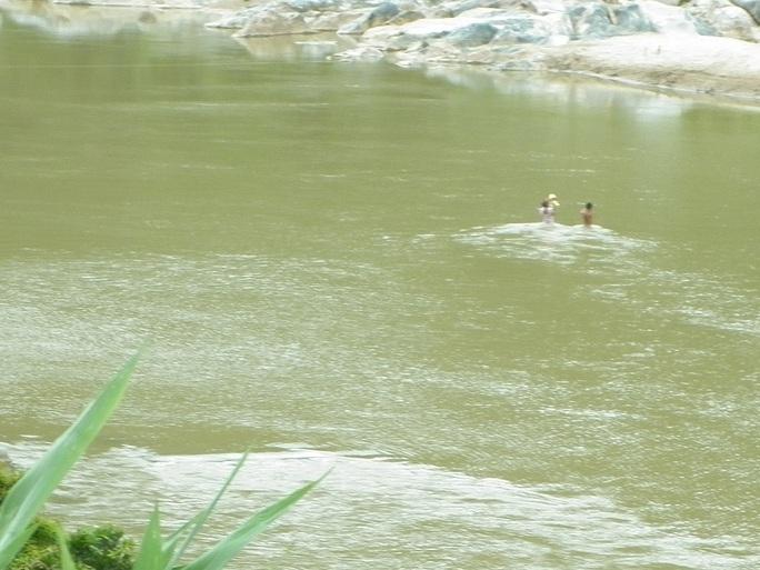Chỉ từ tháng 4 đến nay, tại huyện Tiên Phước đã có 4 trường hợp chết đuối khi tắm sông