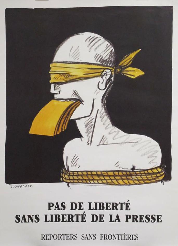 Không có tự do báo chí tức là không có tự do