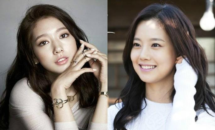 Park Shin Hye và Moon Chae Won