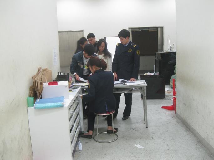 Hà Nội: Parkson tại tòa nhà Keangnam 72 tầng đột ngột đóng cửa