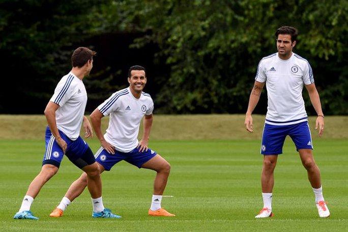 Pedro nhiều khả năng sẽ ra sân trong trận gặp West Brom