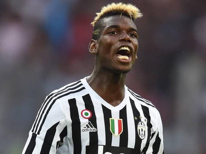 Tiền vệ Paul Pogba của Juventus