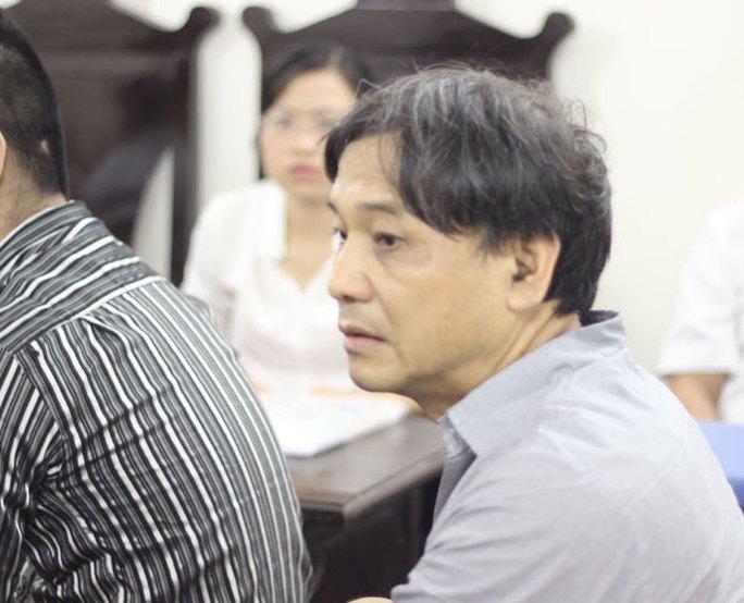 Bị cáo Nguyễn Quốc Văn