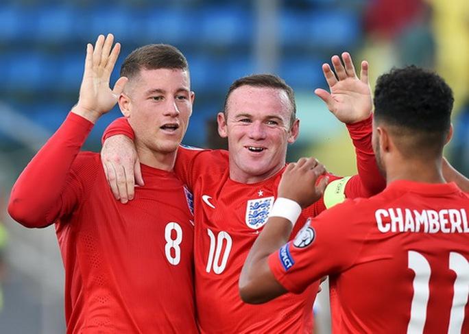Sốc: Wayne Rooney sắp nhận lại băng thủ quân tuyển Anh - Ảnh 2.