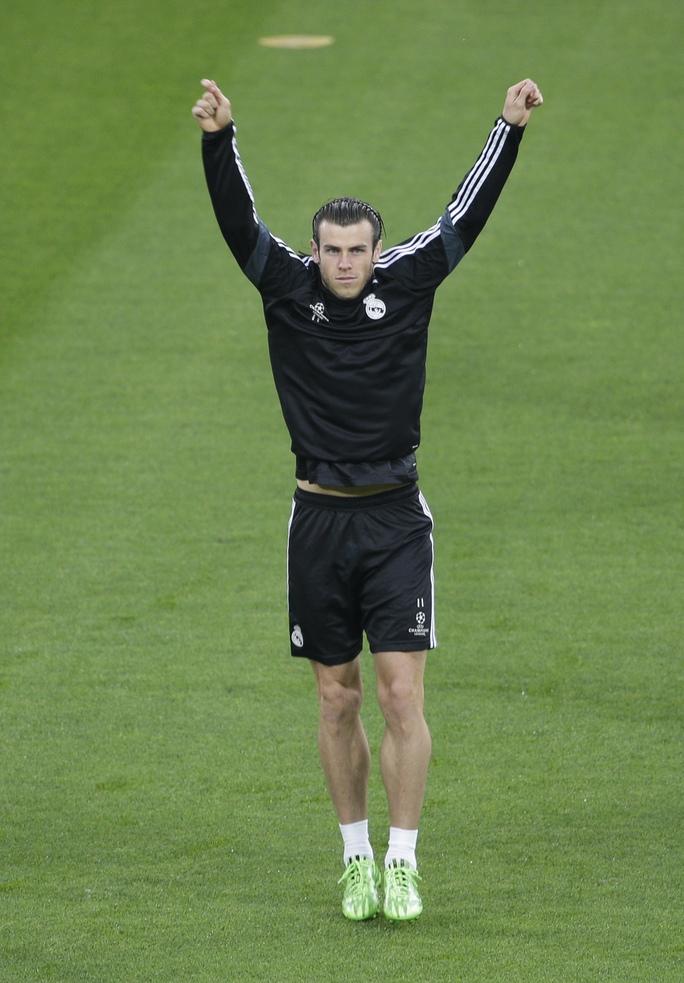 Gareth Bale đã hoàn toàn khỏe mạnh
