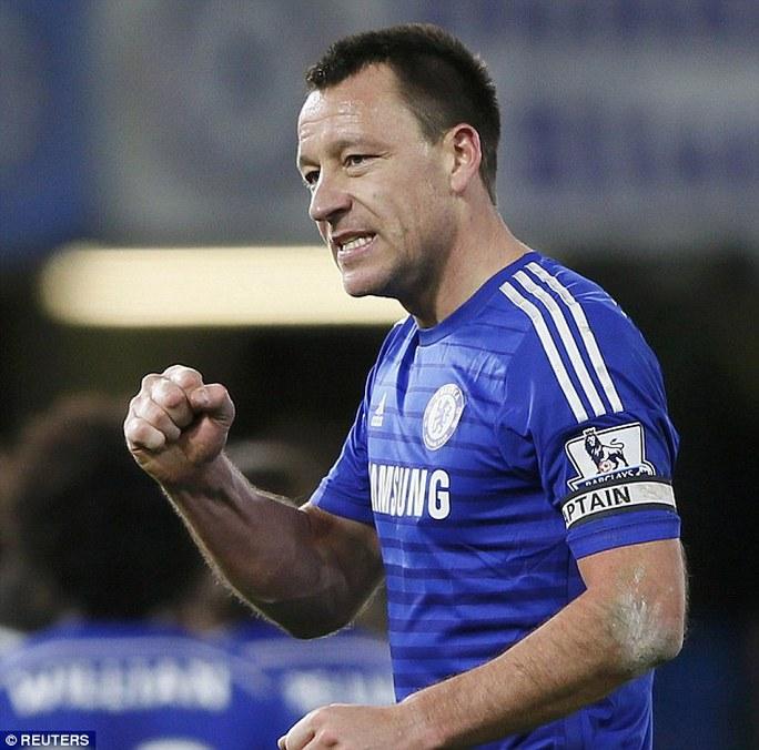 Đội trưởng Terry: