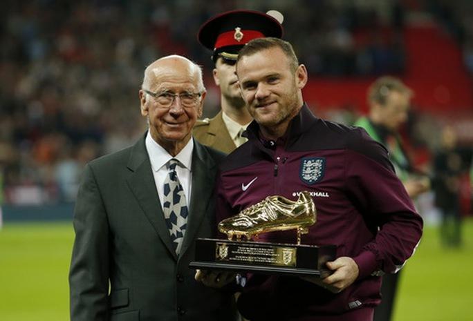 Sốc: Wayne Rooney sắp nhận lại băng thủ quân tuyển Anh - Ảnh 1.