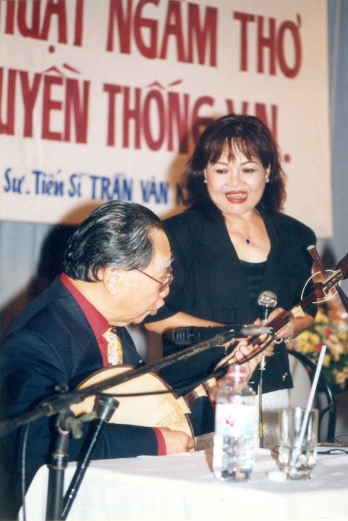 Nghệ sĩ nhớ về GS-TS Trần Văn Khê