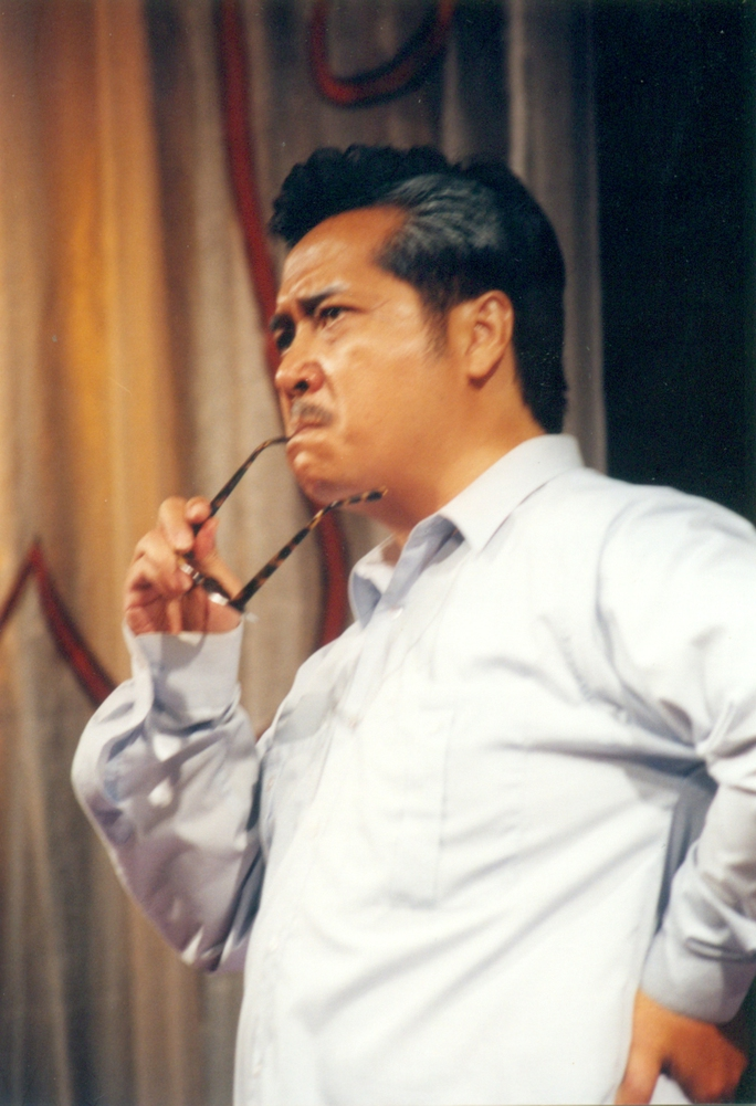 Khánh Hoàng - Nguyên giám đốc Nhà hát kịch TP HCM