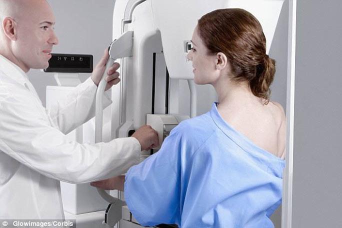 Phụ nữ có cha và anh em ruột bị ung thư tuyến tiền liệt dễ mắc bệnh ung thư cao hơn 14% Ảnh Daily Mail