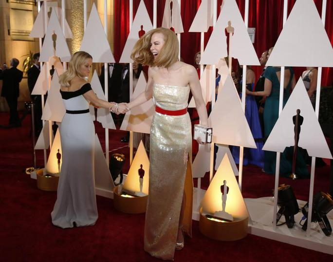 Reese Witherspoon và Nicole Kidman