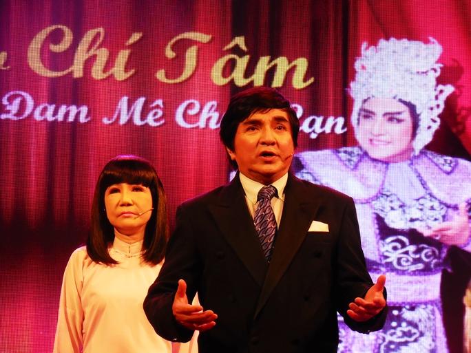 Thanh Kim Huệ, Chí Tâm với ca cảnh Lan và Điệp được khán giả yêu thích nhất