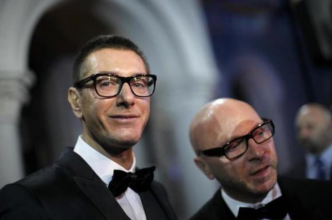Domenico Dolce và Stefano Gabbana