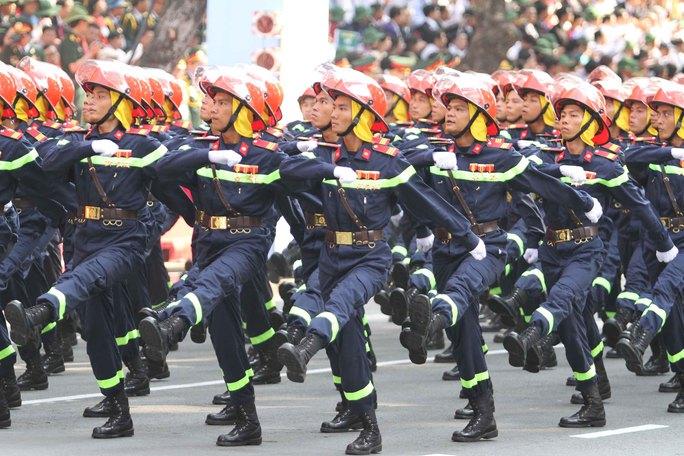 Khối cảnh sát phòng cháy chữa cháy