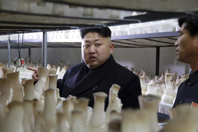 Lãnh đạo Kim Jong-un có thể sẽ đến thăm Nga trong chuyến công du nước ngoài đầu tiên. Ảnh: Reuters
