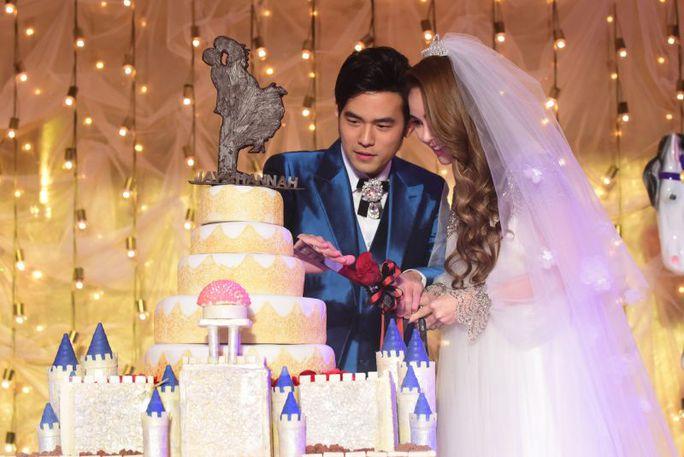Các đám cưới trước đó ở Đài Loan