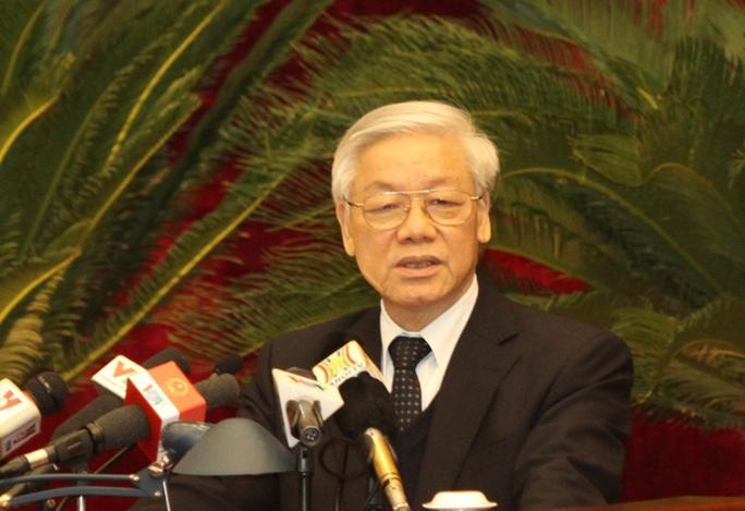 Tổng Bí thư Nguyễn Phú Trọng: Nghe bao nhiêu tỉ để vào chức nọ chức kia mà xót cả ruột