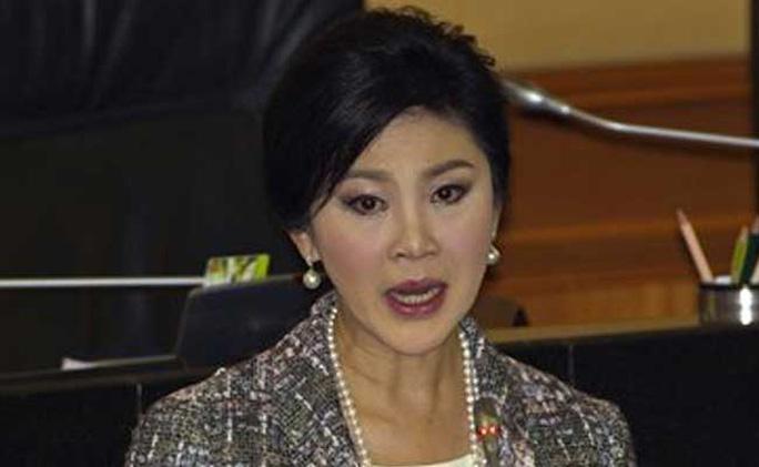 Nếu bị kết tội bà Yingluck có thể sẽ đối mặt với mức án lên đến 10 năm tù. Ảnh: AP