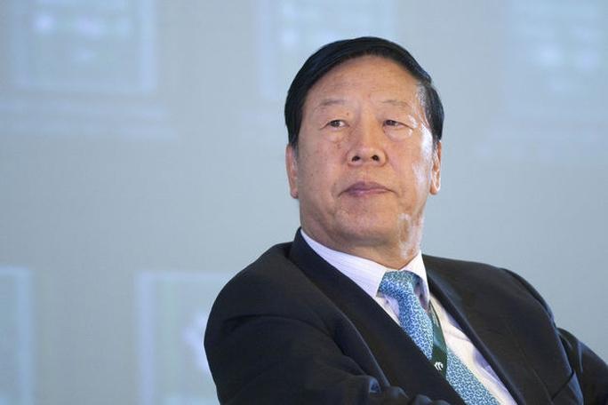 Ông Đới Tướng Long  Ảnh: Bloomberg