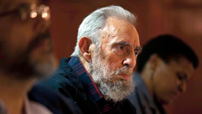 Cựu Chủ tịch Cuba Fidel Castro Ảnh: CUBAN INSIDER