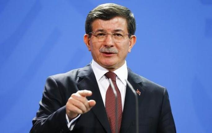 Thổ Nhĩ Kỳ so sánh thủ tướng Israel với khủng bố Paris
