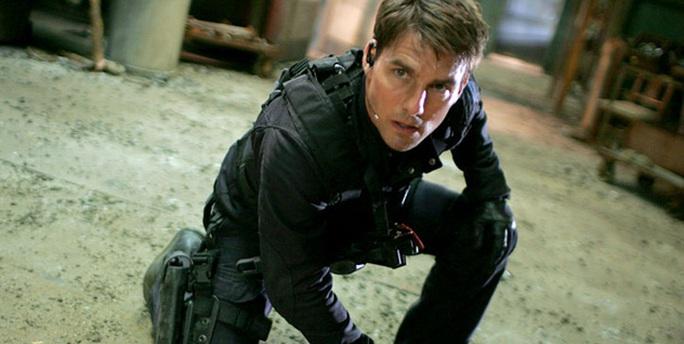 Tom Cruise hiện đang tất bật trên phim trường Điệp vụ bất khả thi 5. Ảnh: Cineplex
