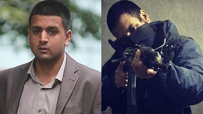 Junaid Hussain, đến từ Birmingham – Anh, bị tiêu diệt trong cuộc không kích. Ảnh: RAQQA-SL.COM