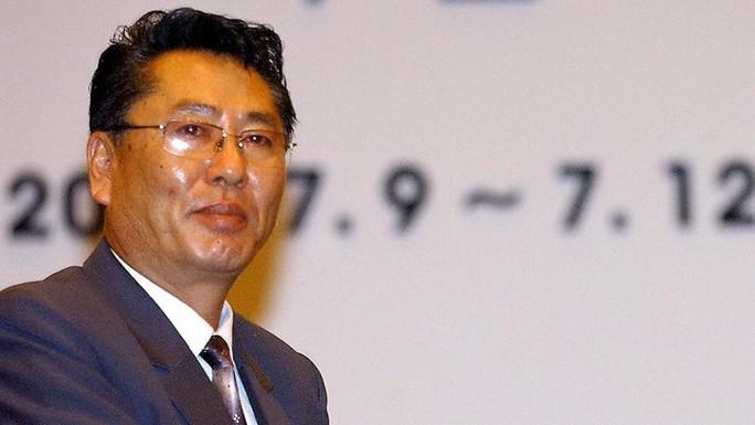 Ông Choe Yong-gon. Ảnh: Yonhap