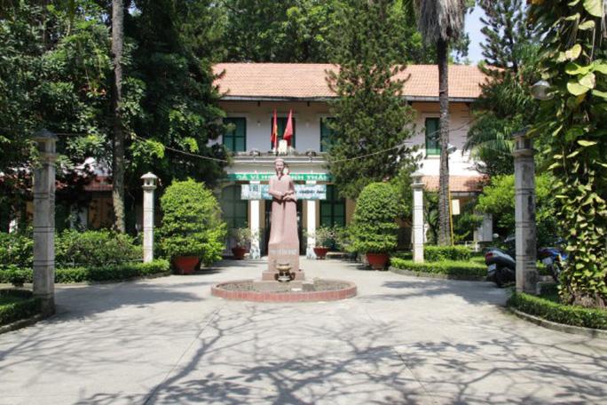 Sẽ sửa chữa ngôi trường cổ nhất Sài Gòn