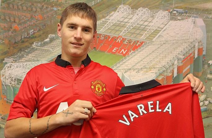 Hậu vệ Varela