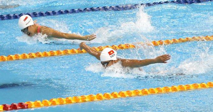 Ánh Viên vẫn giữ phong độ tuyệt vời tại SEa Games 28