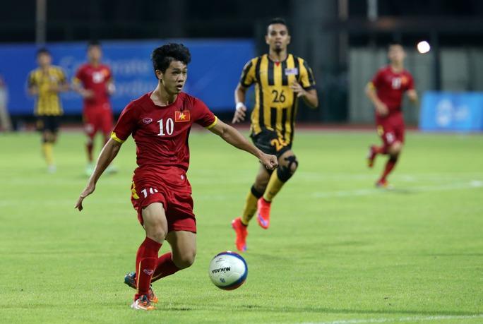 Công Phượng được báo chí tin rằng có thể giúp U23 Việt Nam lật đổ sự thống trị của bóng đá Thái Lan