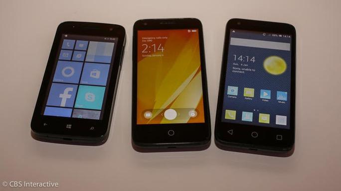 Phác họa cái nhìn về smartphone năm 2015
