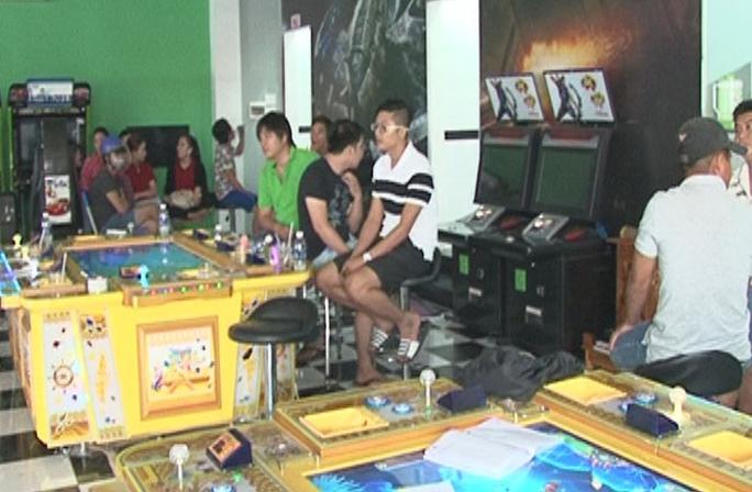 Cờ bạc bằng game bắn cá, nhiều thiếu nữ bị bắt