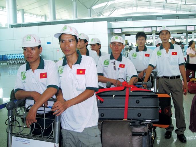 Phạt 2 công ty xuất khẩu lao động hơn 160 triệu đồng - Ảnh 1.