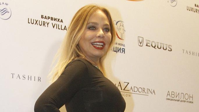 Nữ diễn viên Ornella Muti. Ảnh: Reuters