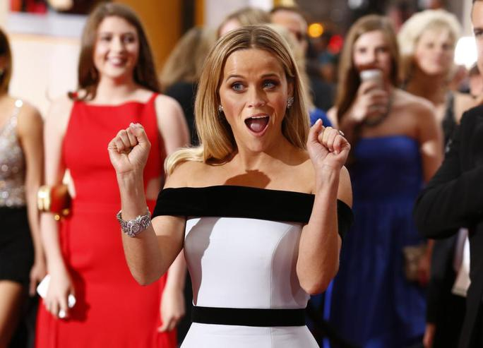 Vẻ rạng rỡ của Reese Witherspoon