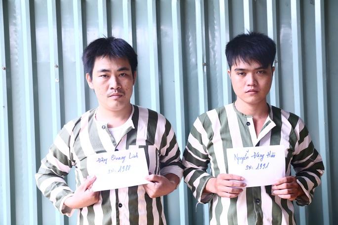 Hai đối tượng bị bắt vì đánh đập, lấy SH của nạn nhân