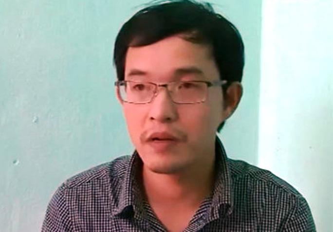 Đối tượng Nguyễn Danh Dũng bị bắt khi phát tán hơn 700 video clip nói xấu, bôi nhọ lãnh đạo Đảng, Nhà nước