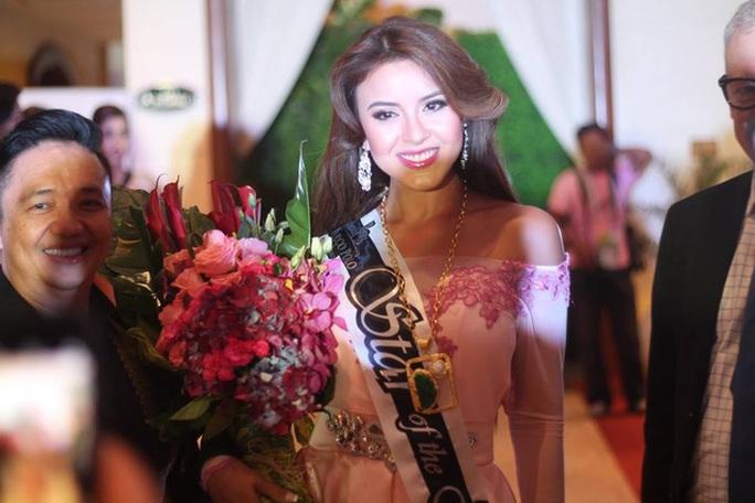 Hoa hậu Ecuador là ứng viên sáng giá nhất của ngôi vị Hoa hậu Trái Đất năm nay