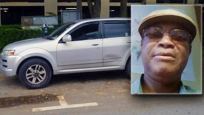 Ông Jacob Morpeau được tìm thấy chết trong xe hơi từ ngày 12 đến 15-11. Ảnh: SUN SENTINEL