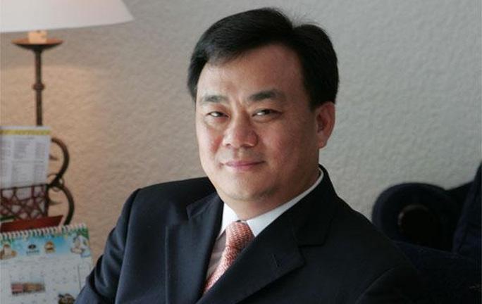 Trùm sòng bạc Jack Lam Yin Lok. Ảnh: GGR ASIA