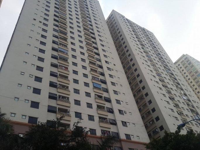 Chung cư 35 tầng khu nhà Đại Thanh